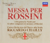 Messa per Rossini : a requiem by Verdi and 12 other composers in memory of Rossini