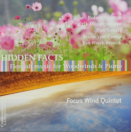 Hidden facts : flemish music for woodwinds & piano