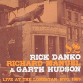 Live at The Lonestar, NYC. 1985