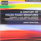 A century of Polish piano miniatures