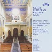 Great European organs no.84. vol.84