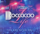 Boccaccio life : The end of an era