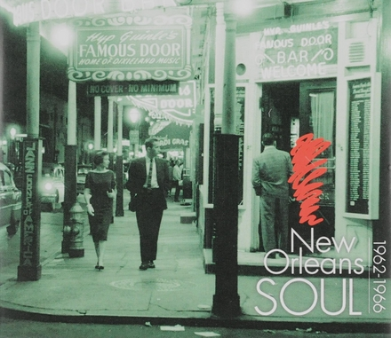 The rhythm, the blues, the soul of New Orleans 1965-1966