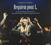 Requiem pour L. : inspired by Wolfgang Amadeus Mozart