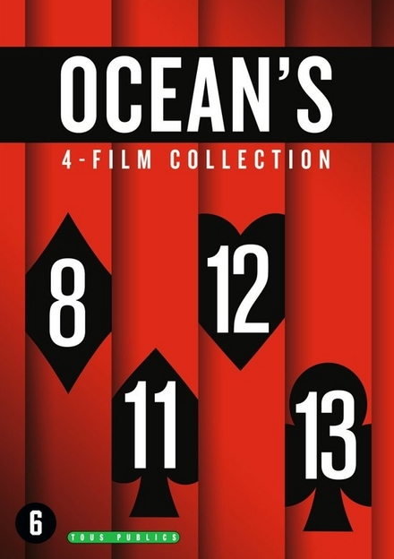 Ocean's : 4-film collection