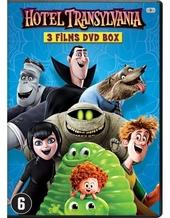 Hotel Transylvania : 3 films dvd box