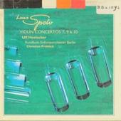 Violin concertos 10, 7 & 9