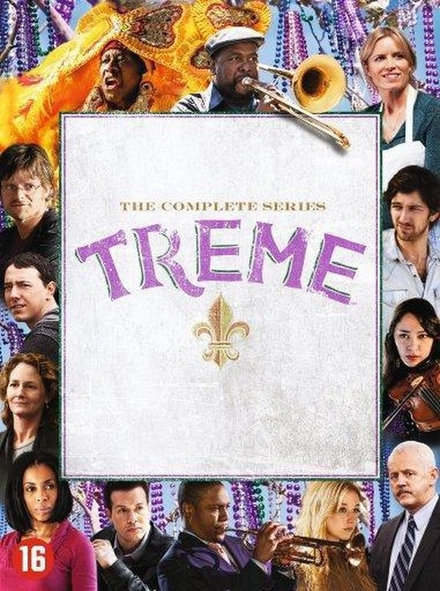 Treme : the complete series