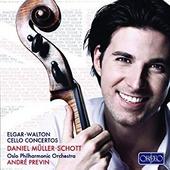 Elgar-Walton : cello concertos