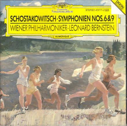 Symphonien Nos. 6 & 9