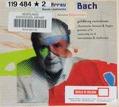 Bach : Claudio Arrau, Wanda Landowska