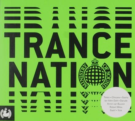 Ministry of Sound : Trance nation