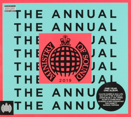 Ministry of Sound : The annual 2019