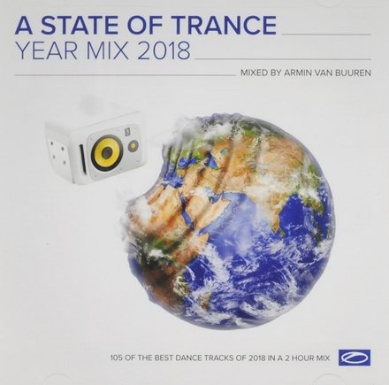 A state of trance : year mix 2018