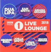 BBC 1 live lounge 2018