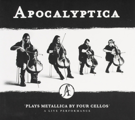 Plays Metallica by four cellos : A live performance