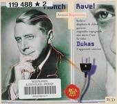 Munch : Ravel, Dukas