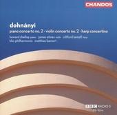Violin concerto no. 2, op. 43
