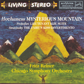 Mysterious mountain, op. 123 (Symphony No. 2)