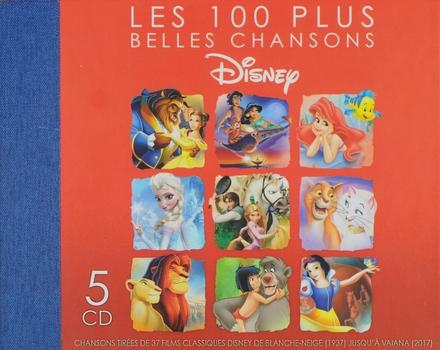 Les 100 plus belles chansons Disney