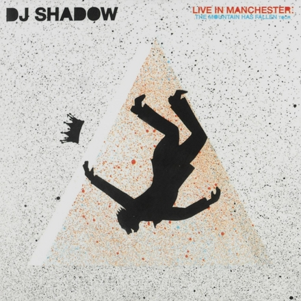 Live in Manchester : The mountain has fallen tour
