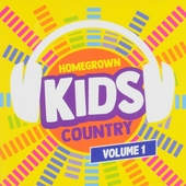 Homegrown kids country. vol.1