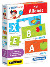 Het alfabet