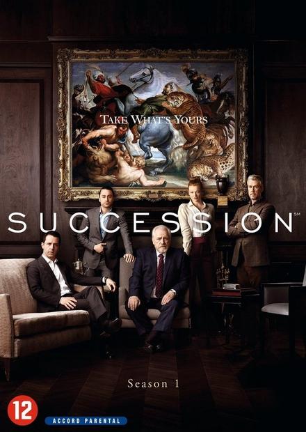 Succession. Season 1