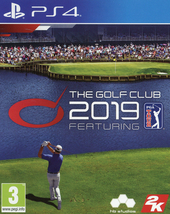 The golf club 2019 : featuring PGA tour