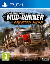 Mud runner : a Spintires game : American wilds
