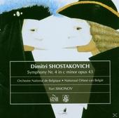 Symphony Nr. 4 in c minor opus 43