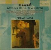 Böcklin suite - Hiller variations