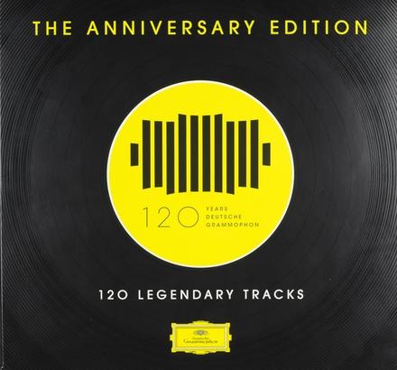 120 years Deutsche Grammophon : 120 legendary tracks