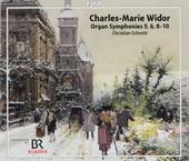 Organ symphonies 5, 6, 8-10