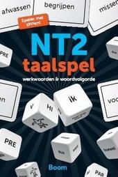 NT2 taalspel : werkwoorden & woordvolgorde : spelen met zinnen