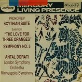 Scythian suite, op.20