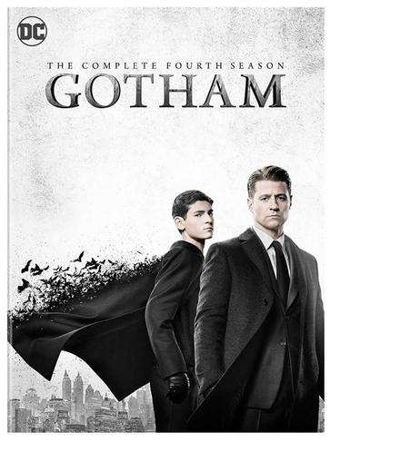 Gotham. The complete fourth season