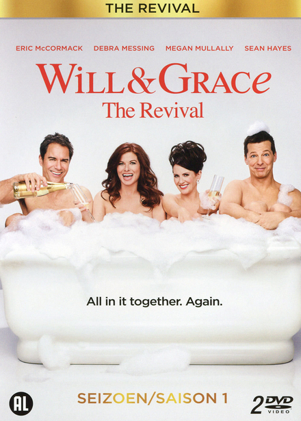 Will & Grace : the revival. Seizoen 1
