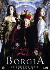 Borgia : de complete serie. Seizoen 1-3