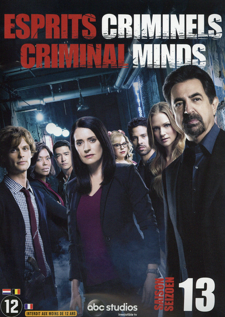 Criminal minds. Seizoen 13