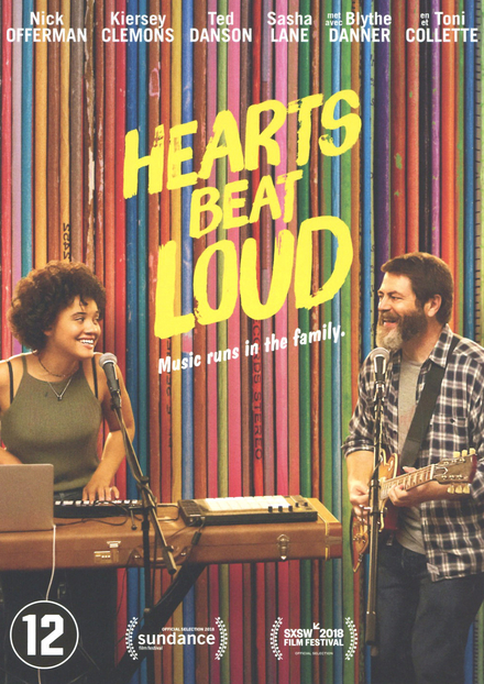 Hearts beat loud / directed by Brett Haley ; written by Brett Haley [e.a.]