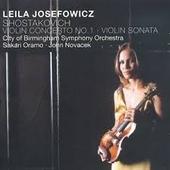 Violin concerto No. 1