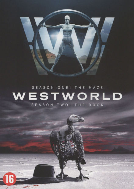Westworld. Season one : the maze and Season two : the door