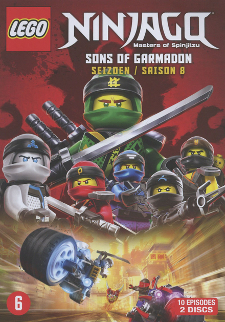Lego Ninjago : masters of Spinjitzu. Seizoen 8, Sons of Garmadon