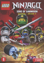 Lego Ninjago : masters of Spinjitzu. Seizoen 8, Sons of Garmadon