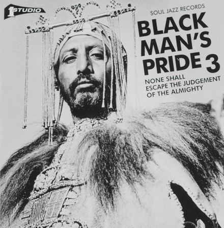 Black man's pride. None shall escape the judgement of the almighty, 3