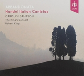 Abbandonata : Handel Italian cantatas