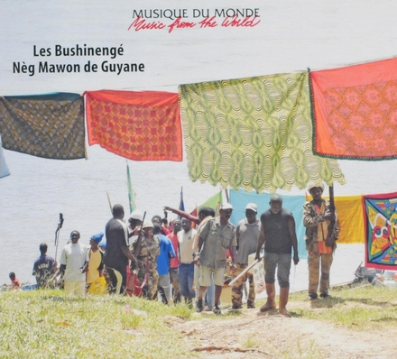 Les bushinengé : Nèg mawon de Guyane