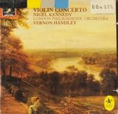 Violin concerto in b minor, op.61