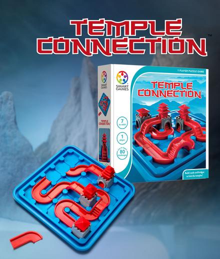 Temple connection : 80 opdrachten